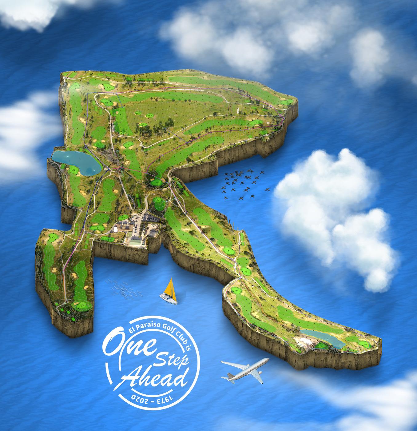 El Paraiso Golf is one step ahead